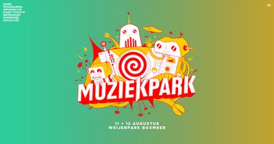 Muziekpark 2012 Thumbnail Preview