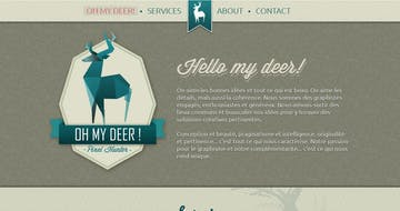 Oh my deer! Thumbnail Preview
