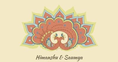 Saumya & Himanshu Wedding Thumbnail Preview