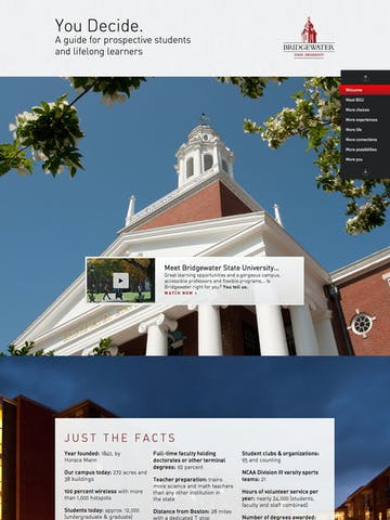 You Decide. | Bridgewater State University Thumbnail Preview