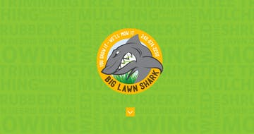 Big Lawn Shark Thumbnail Preview