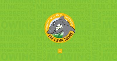 Big Lawn Shark Thumbnail Preview