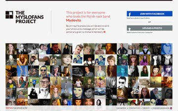 The MysloFans Project Thumbnail Preview