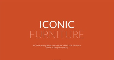Iconic Furniture Thumbnail Preview