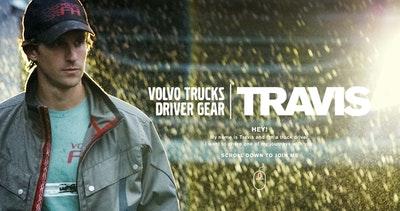 Volvo Trucks Driver Gear: Travis Thumbnail Preview