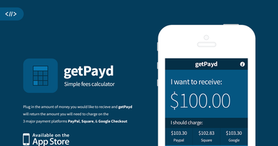 Getpay.me Thumbnail Preview