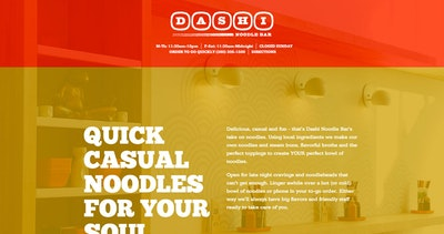 Dashi Noodle Bar Thumbnail Preview