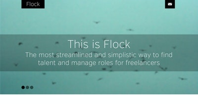 Flock Thumbnail Preview