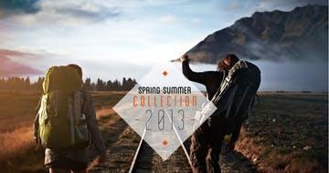 Quechua – Lookbook Spring Summer 2013 Thumbnail Preview