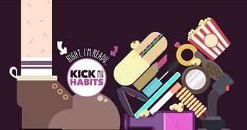 Kick My Habits Thumbnail Preview
