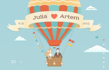 Artem and Julia are getting married Thumbnail Preview