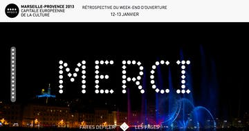 Merci – Marseille-Provence 2013 Thumbnail Preview