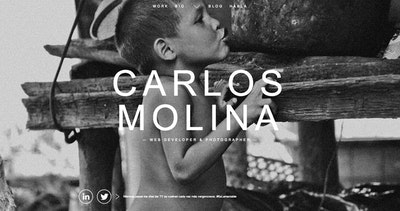 Carlos Molina Thumbnail Preview