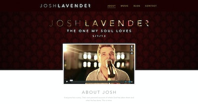 Josh Lavender Thumbnail Preview