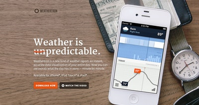 Weathertron Thumbnail Preview