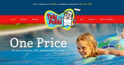 Tidy Pools Thumbnail Preview