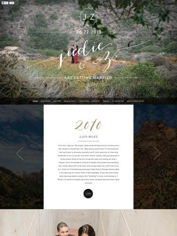 Judie & Z. Thumbnail Preview
