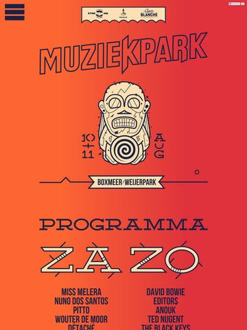 Muziekpark 2013 Thumbnail Preview