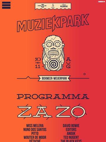Muziekpark 2013 Thumbnail Preview
