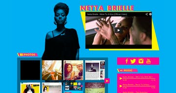 Netta Brielle Thumbnail Preview