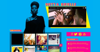 Netta Brielle Thumbnail Preview
