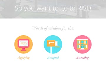 So You Want To Go To RISD Thumbnail Preview