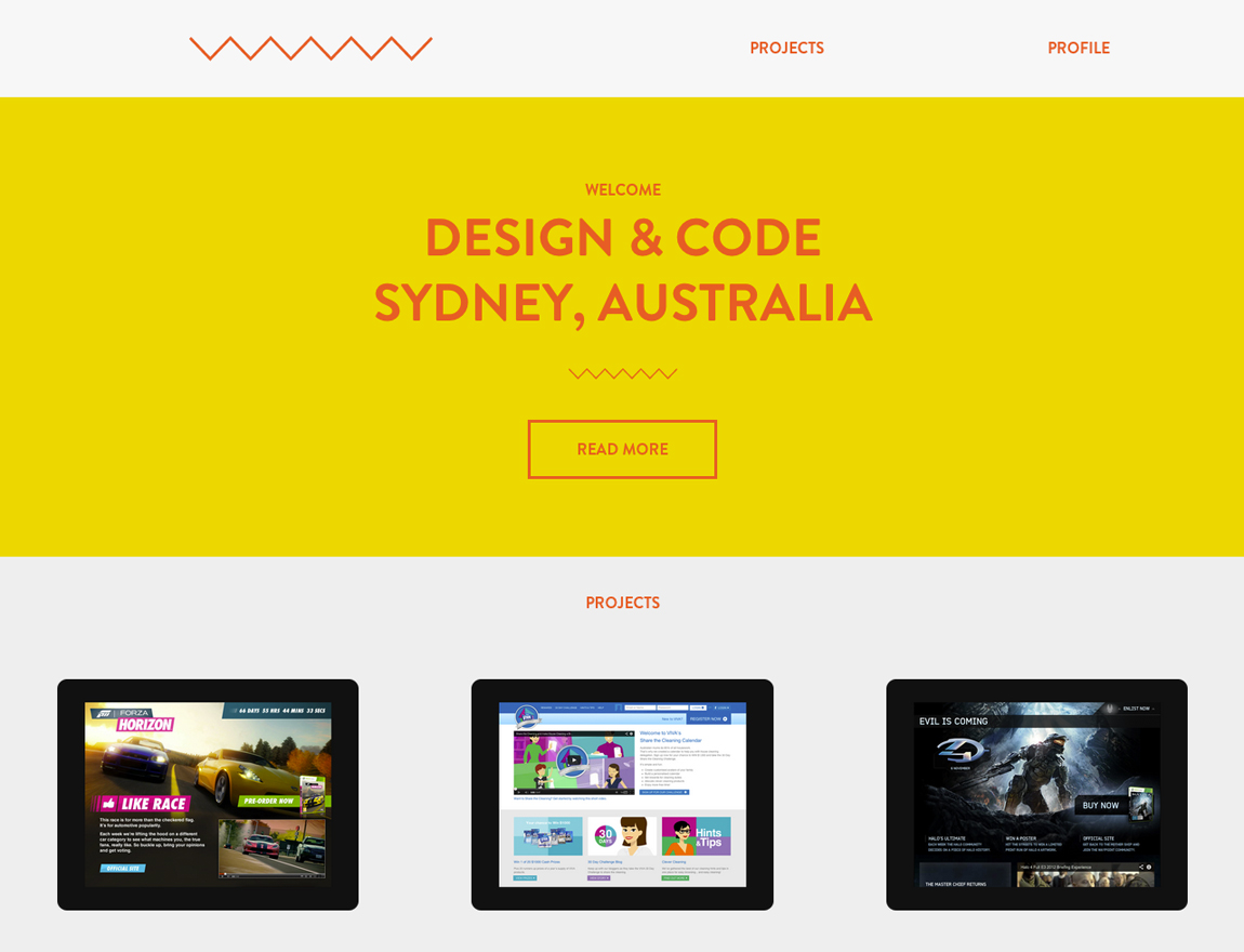Do a backflip Website Screenshot