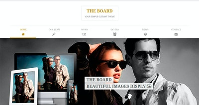 The Board Thumbnail Preview