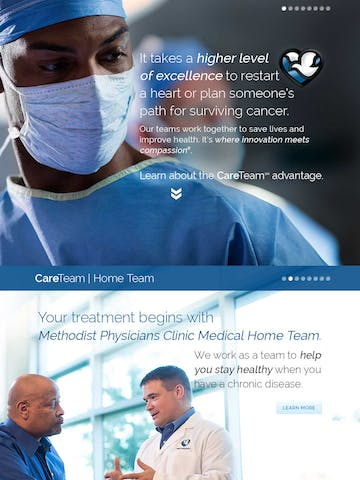Methodist Health System CareTeam Thumbnail Preview
