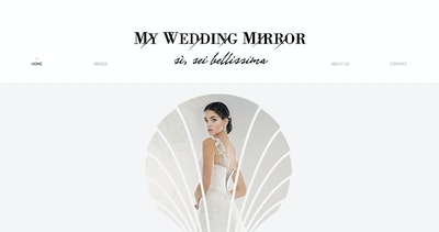 My Wedding Mirror Thumbnail Preview