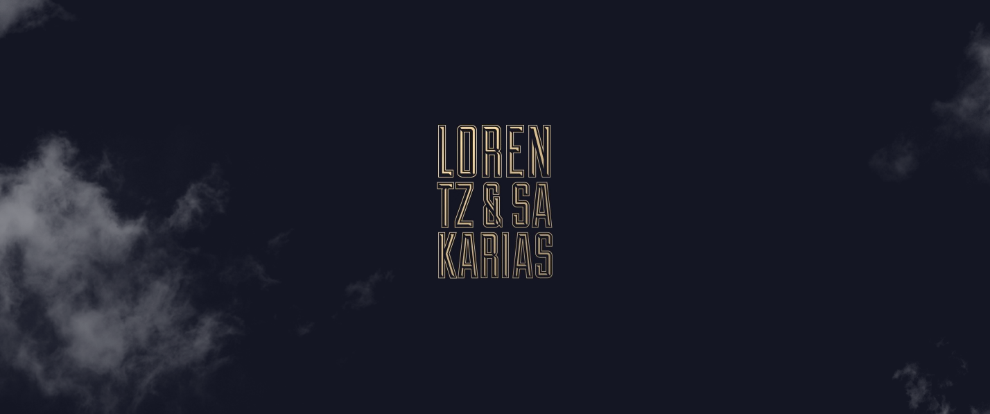 Lorentz & Sakarias – Molnen Website Screenshot