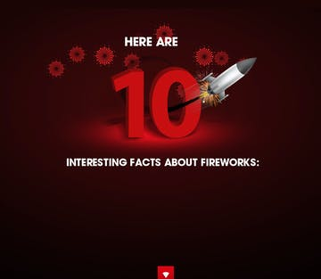 10 interesting facts about fireworks Thumbnail Preview