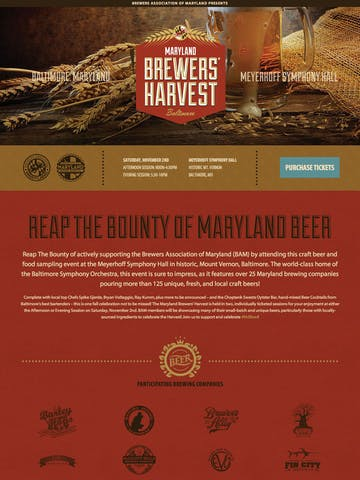 Maryland Brewers' Harvest Thumbnail Preview