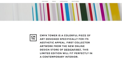CMYK Tower Thumbnail Preview
