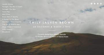 Emily Lauren Brown Thumbnail Preview