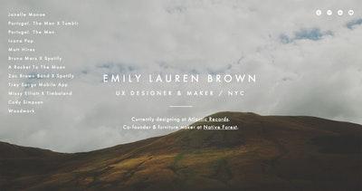 Emily Lauren Brown Thumbnail Preview