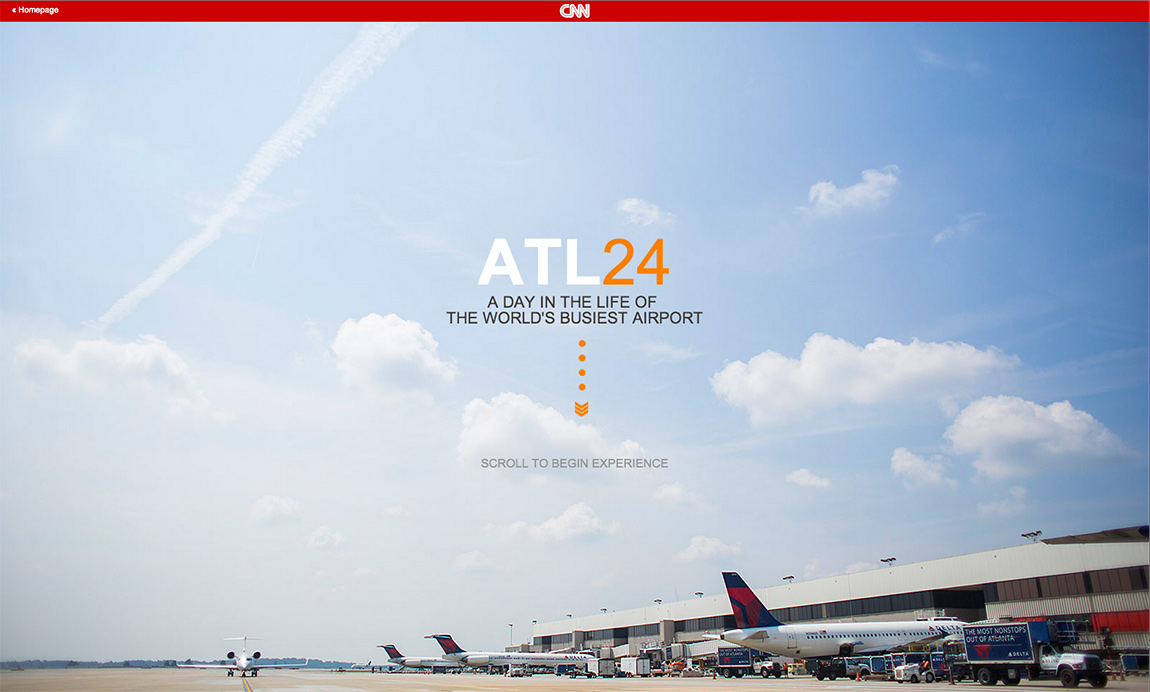 ATL24 Website Screenshot
