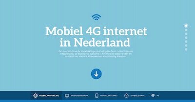 Mobiel 4G internet in Nederland Thumbnail Preview
