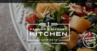 Farmer's Market Kitchen Catering Co. Thumbnail Preview