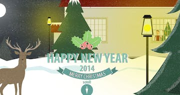 Happy New Year 2014 Thumbnail Preview