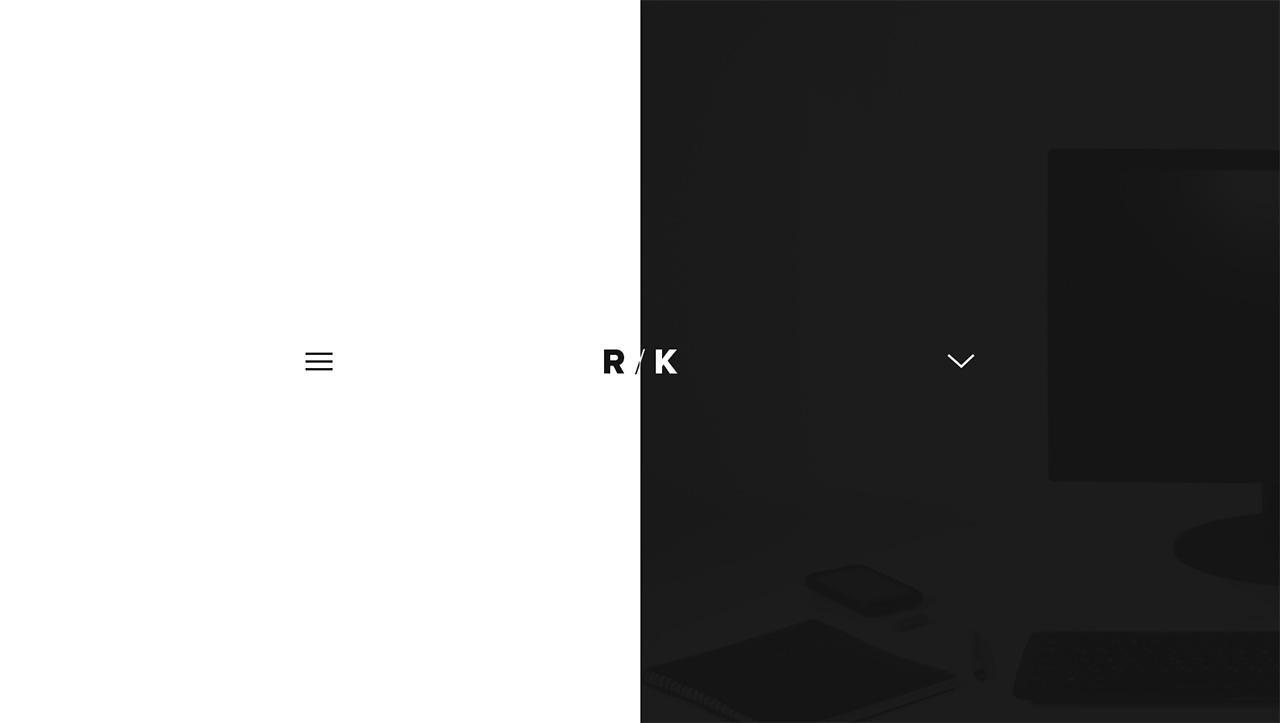Roman Kirichik Website Screenshot