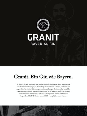 Granit Bavarian Gin Thumbnail Preview