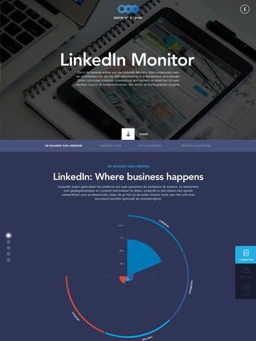 LinkedIn Monitor Thumbnail Preview