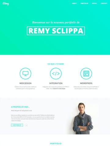 Rémy Sclippa Thumbnail Preview