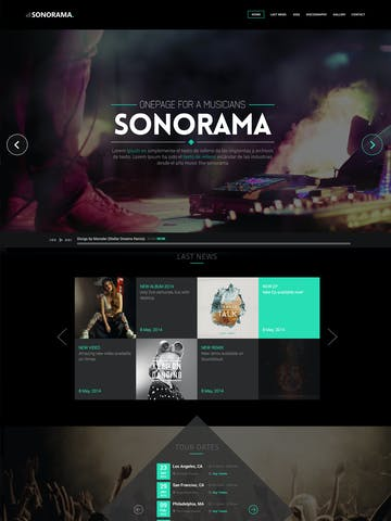 Sonorama Thumbnail Preview