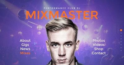 MixMaster Thumbnail Preview
