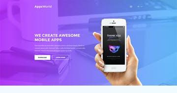 AppsWorld Thumbnail Preview