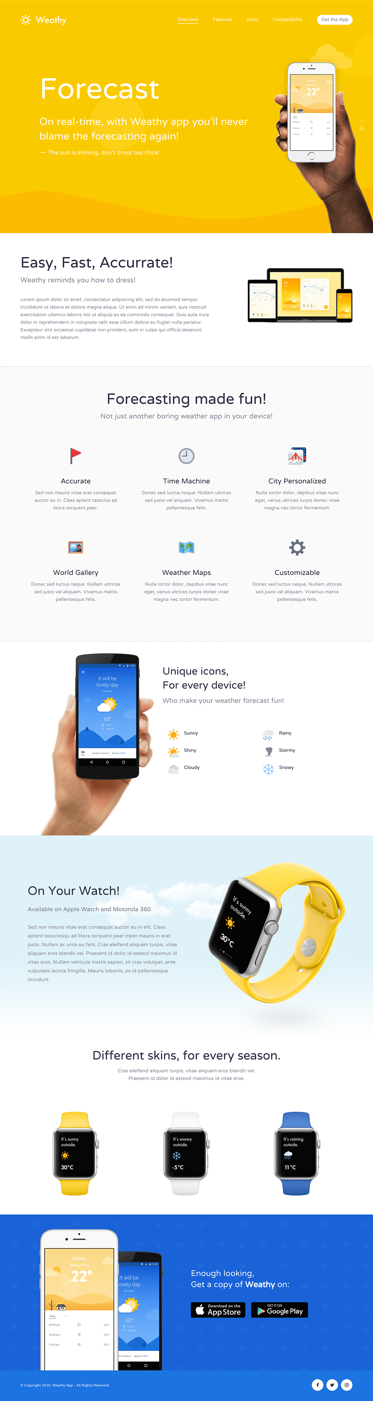 Kalium Website Screenshot